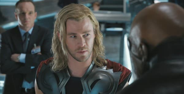 The Avengers Star Chris Hemsworth