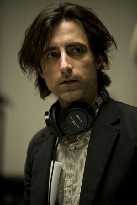 Noah Baumbach On the Set of Greenberg