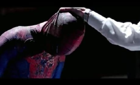 The Amazing Spider-Man Trailer: Meet the Lizard