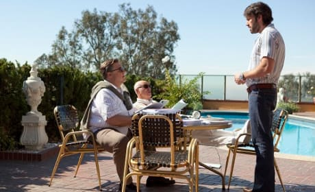 Alan Arkin, John Goodman and Ben Affleck in Argo