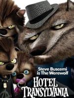 Hotel Transylvania Werewolf Poster