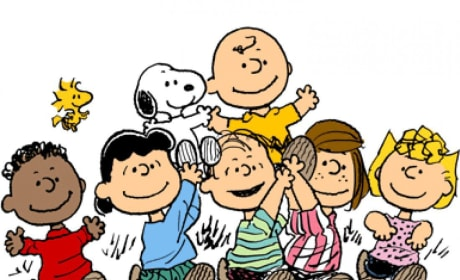 Peanuts Drawing