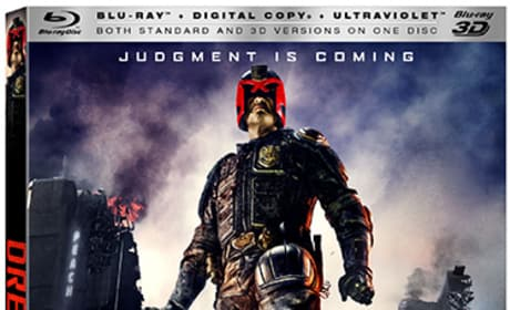 Dredd DVD Review: Karl Urban Packs a Punch