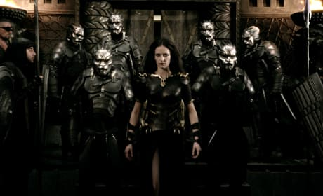 300 Rise of an Empire Eva Green Photo