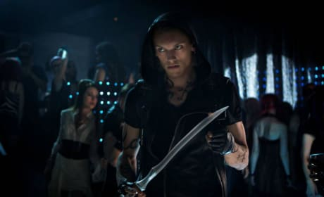 The Mortal Instruments: City of Bones Gets a New Still Starring Jamie Campbell Bower