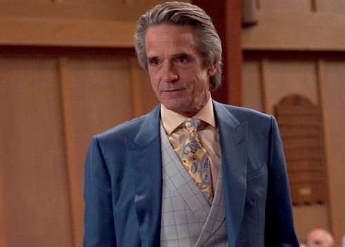 Beautiful Creatures Star Jeremy Irons