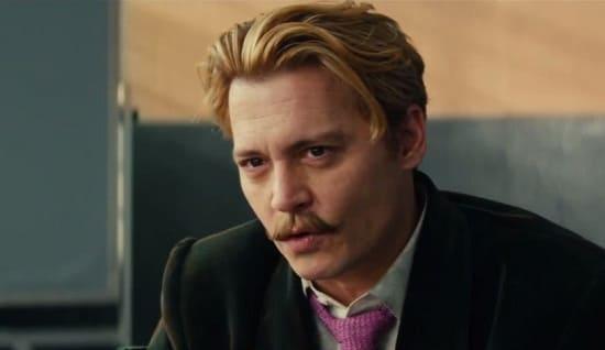 Mortdecai Johnny Depp Still