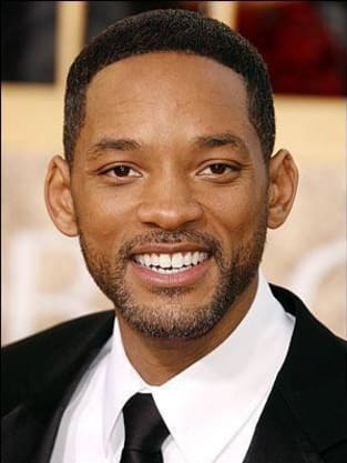 Actor/Rapper Will Smith