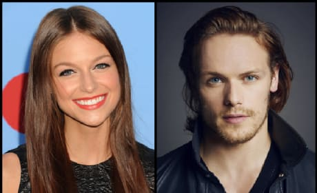 Sam Heughan and Melissa Benoist to Fall in Love in Oxford