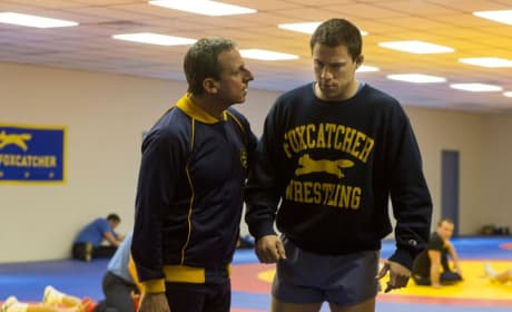 Foxcatcher Steve Carell Channing Tatum