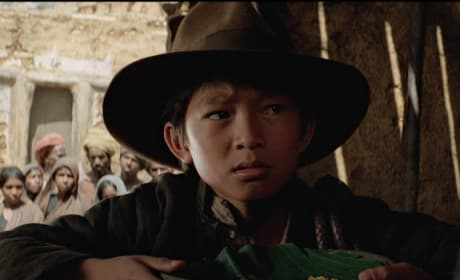Indiana Jones and the Temple of Doom Short Round