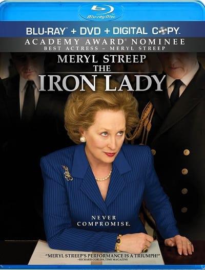 The Iron Lady Blu-Ray