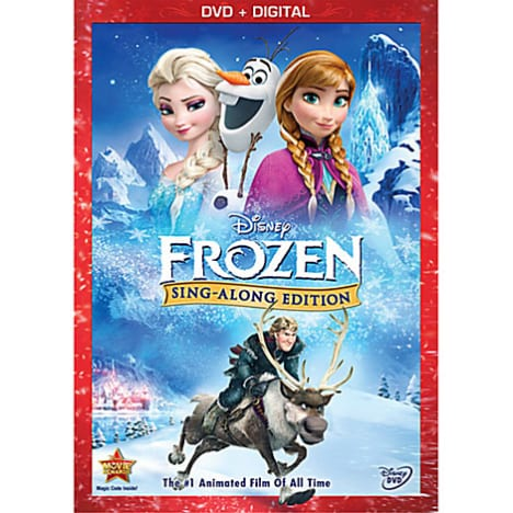 Frozen Sing-A-Long DVD