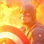 Chris Evans stars in Captain America