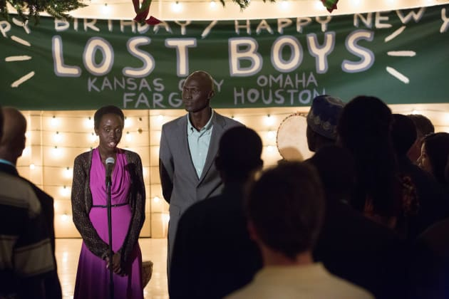 The Good Lie Ger Duany Kuoth Wiel