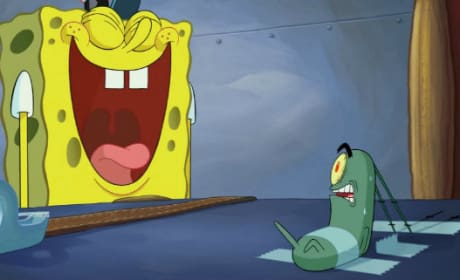 The SpongeBob Movie: Sponge Out of Water Photo Still