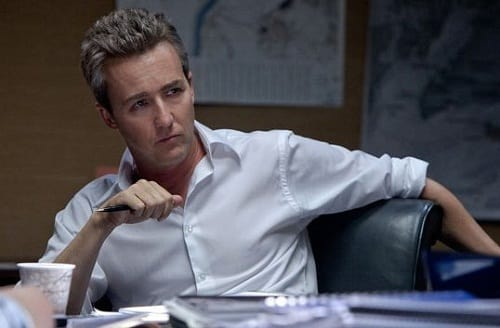 Edward Norton in The Bourne Legacy