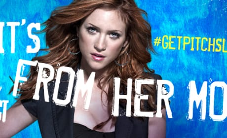 Brittany Snow Pitch Perfect Banner