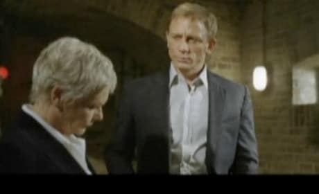 Quantum of Solace Clip