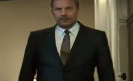 3 Days to Kill Trailer & Poster: Will Kevin Costner Be Home for Dinner?