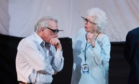 Martin Scorsese Thelma Schoomaker Picture