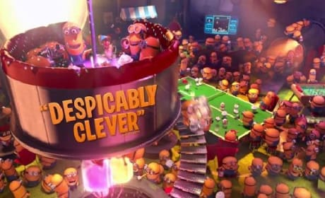 "Movie Fanatic on TV: Despicable Me 2 is ""Despicably Clever"""