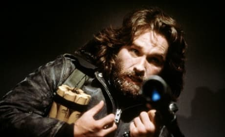 Kurt Russell The Thing