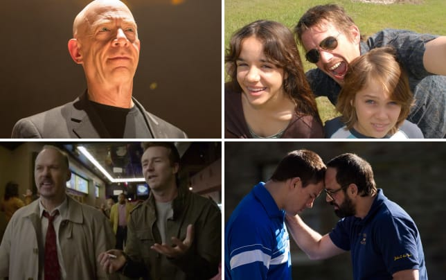Best supporting actor nominees jk simmons in whiplash