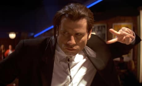 Pulp Fiction John Travolta