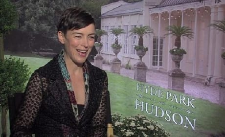 Hyde Park on the Hudson: Olivia Williams Dishes First Ladies