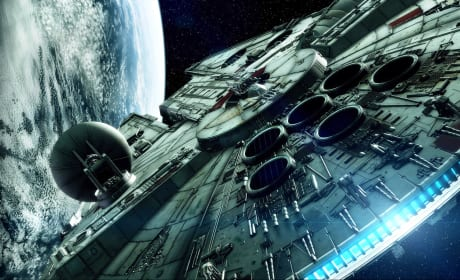 Millennium Falcon Photo