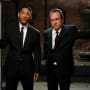 Tommy Lee Jones and Will Smith Stars in Men in Black 3