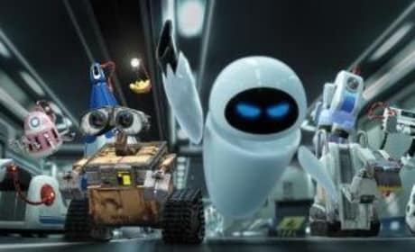 WALL-E and Friends