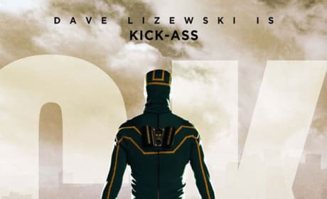 Kick-Ass character poster!