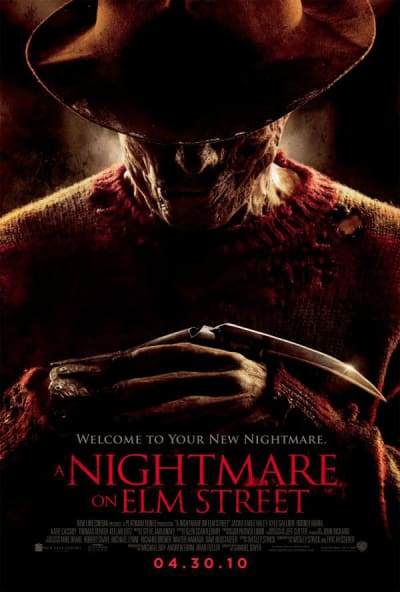 A Nightmare on Elm Street Poster 2