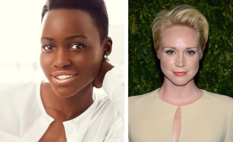 Star Wars Episode VII: Oscar Winner Lupita Nyong'o Joins Cast!