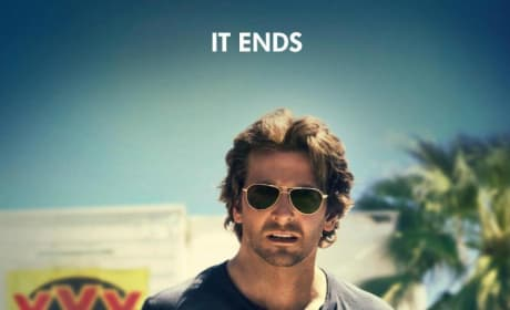 The Hangover Part III Bradley Cooper Poster