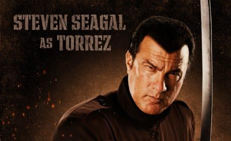 Machete Torrez Poster