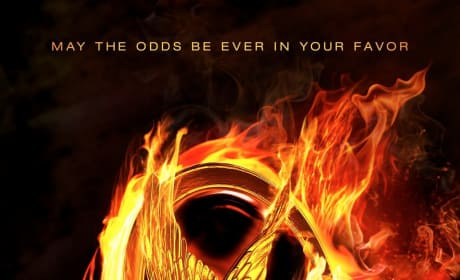 First Look: The Hunger Games Poster Released!