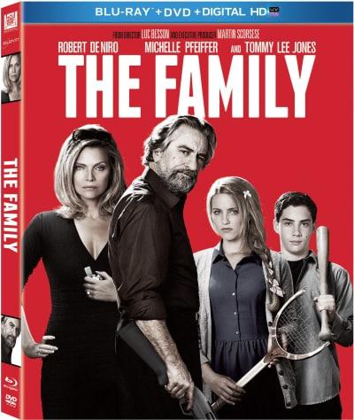 The Family DVD