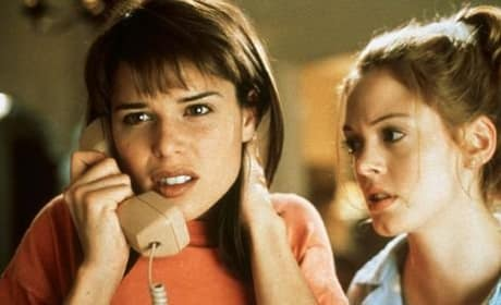 Neve Campbell in Scream