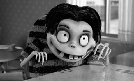 Frankenweenie TV Spot: A Shocking Solution