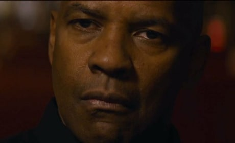 Denzel Washington Stars in The Equalizer