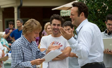 Shawn Levy Owen Wilson Vince Vaughn The Internship