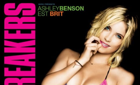 Ashley Benson Spring Breakers International Poster