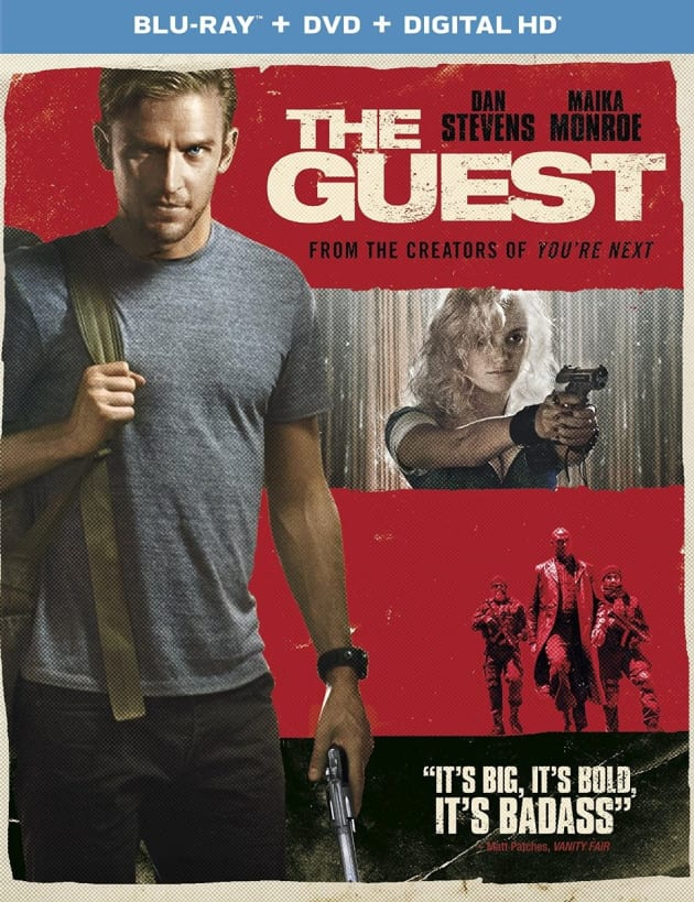The Guest DVD