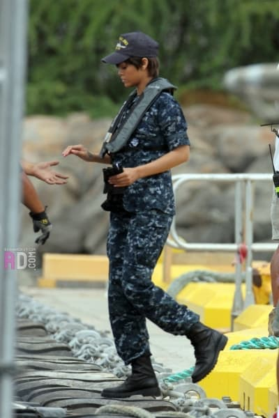 Rihanna Battleship 3
