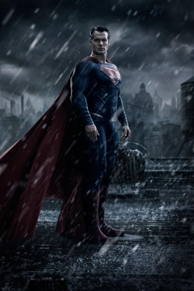 Superman v. Batman: Dawn of Justice Henry Cavil