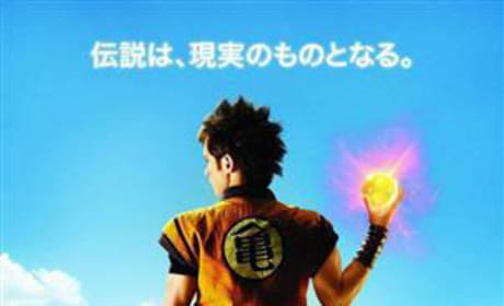 Dragonball Movie Poster Released... in Japanese