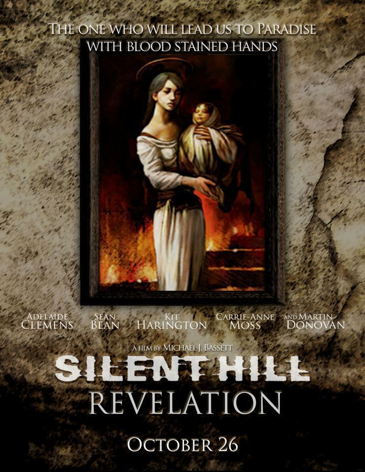 Silent Hill Revelation 3d Poster Movie Fanatic